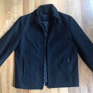 ✨Calvin Klein Full Zip Overcoat ✨